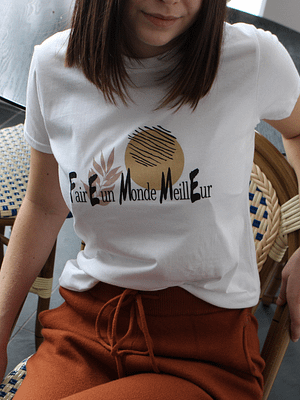 femme t-shirt feministe