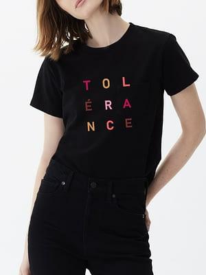 tolérance t-shirt
