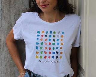 t-shirt nuances